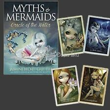 *MYTHS & MERMAIDS* Strangeling Oracle Of The Water By Jasmine Becket-Griffith