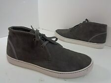 Men's The Rail Sheridan Suede Chukka Sneaker in Grey Size 41 US 7/7.5 M