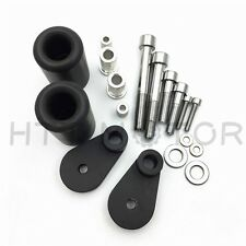 Black Frame Sliders crash For HONDA CBR1000RR CBR 1000 RR 2006-2007
