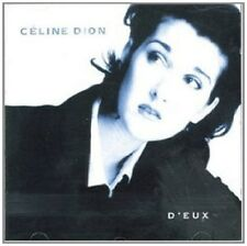 CÉLINE DION - D'EUX  CD  12 TRACKS POP/MIDDLE OF THE ROAD NEU