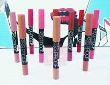 8 Pcs Lipstick Menow kissproof Matte Lip Crayon Pencil Set(2,4,6,8,9,12,14,18)