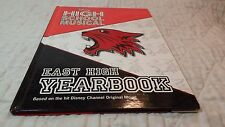 Disney High School Musical: East High Yearbook -  2007 by Harrison