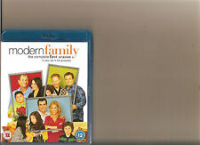 MODERN FAMILY COMPLETE SERIES 1 BLURAY / BLU RAY 24 EPISODES