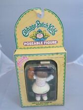Vintage Cabbage Patch Kid CPK poseable figure 1984 1st edition Marcie Joy