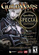 GUILD WARS - SPECIAL EDITION, Good Windows XP, pc Video Games