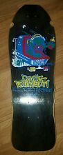 Alva Craig Johnson skateboard deck. 80's Zorlac Alva Embassy team rider