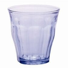 Duralex Picardie Marine Blue Tumblers 7.7oz / 220ml - Set of 6 | 22cl