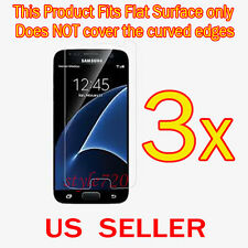 3x Clear LCD Screen Protector Guard Cover Film For Samsung Galaxy S7