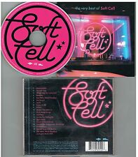 Soft Cell ‎– The Very Best Of Soft Cell CD Album 2002