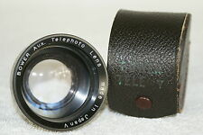 BOWER AUX TELEPHOTO LENS FOR CAMERA WITH CASE