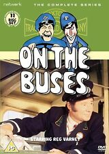 On the Buses Complete ITV TV Series DVD Collection 11 Discs Boxset Brand NEW