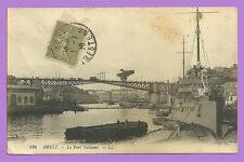 CPA-29- BREST - Le Pont Nazionale