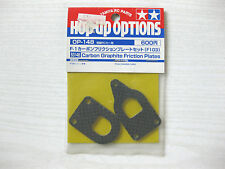 NIP Vintage Tamiya Carbon Graphite Friction Plates (F103) 53148 Incredibly RARE