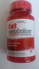 Nutritional Headquarters - Fat Metaboliser, 120 Tablets