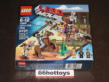 LEGO 70800 The Lego Movie Getaway Glider New