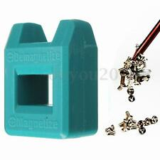 Mini Magnetizer Demagnetizer Magnetic Pick Up Tool Screwdriver Tips Screw Bits