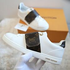 AUTH BNIB RARE LOUIS VUITTON FRONTROW SZ 38/US 8 UK 5-SNEAKERS TRAINERS RUNAWAY