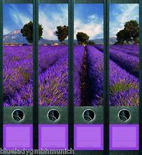 File tipo 4x carpeta-etiquetas Provence-espalda letreros sticker 444