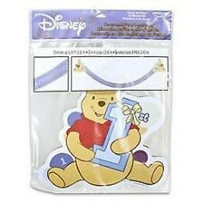 Disney Winnie the Pooh 1st Birthday Party Blue Honeycomb Party Decoration