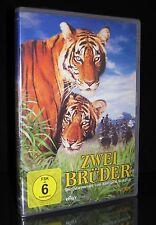 DVD ZWEI BRÜDER - DIE ABENTEUER VON KUMAL + SANGHA - TIGER - JEAN-JAQUES ANNAUD