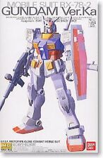 BANDAI MG 1/100 RX-78-2 GUNDAM Ver Ka Plastic Model Kit NEW from Japan