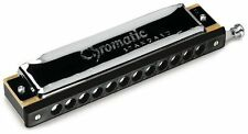 Seydel 50480 Chromatic Standard 48 Harmonica - Key of C