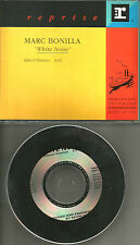 MARC BONILLA White Noise 1991 USA PROMO Radio DJ CD Single Glenn Hughes dj MINT