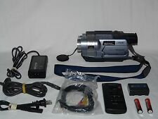 Sony PAL DCR-TRV355E DCR-TRV355 Digital8 HI8 8mm Camcorder Player Video Transfer
