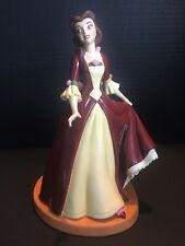 "Disney WDCC ""The Gift of Love""  Holiday Princess Belle Beauty and the Beast MIB"