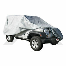 Full Car Cover Jeep Wrangler TJ Unlimited 2004-2006 Rough Trail FC10109