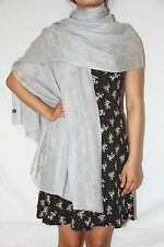 Cashmere Pure Pashmina Shawl Wrap Scarf Soft and Light Accessories