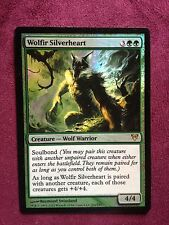 Wolfir Silverheart VO FOIL    VO -  MTG Magic (NM)