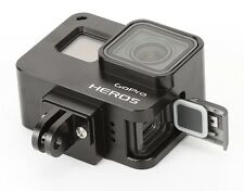 [Forever100] FC5R2 Patent Gopro Hero 5 Aluminum Case Housing with Rear Cover