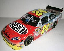 Jeff Gordon #24 NASCAR MA 2010 DuPont Mesma Chrome COT 1:24 Scale Diecast Car