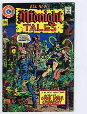 Midnight Tales #6 Charlton 1973