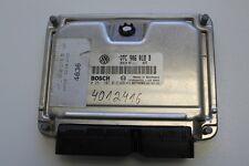 VW Phaeton W12 Motorsteuergerät 07C906018B Bosch 0261207018