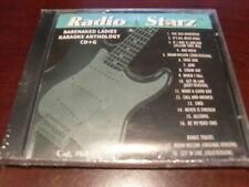 RADIO STARZ CD+G KARAOKE BARENAKED LADIES RSZ-604 SEALED 18 TRACKS