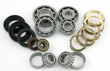 Geo Metro 5sp Transmission MV3 Bearing Rebuild Kit FWD Suzuki Swift 1987-on