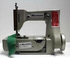 HUANAN GK-0010  1-Needle 2-Thread Double Chainstitch Industrial Sewing Machine