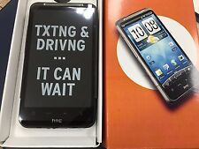 INBOX HTC Inspire 4G - BLACK  GRAY(Unlocked) AT&T . EXCELLENT CONDITION.