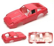1pc 1982 TYCO Datsun 280-ZX 280Z Nissan Slot Car CUSTOM PAINTED BODY noWS/Wing
