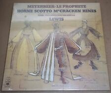 Horne/Scotto/McCracken/Lewis MEYERBEER Le Prophete - Columbia M4 34340 SEALED