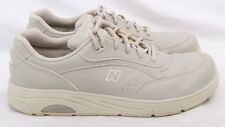 New Balance WW811BE Beige U.S.A Rollbar Comfort Walking Sneaker Men's U.S.10 2A