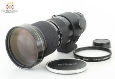 Excellent!! Nikon Ai-S Zoom NIKKOR 50-300mm f/4.5 ED-IF from Japan