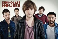 KIDS IN GLASS HOUSES POSTER BANDPICTURE