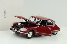 1973 CITROEN ds23 DS 23 pallas MASSENA rouge 1:18 NOREV 181568