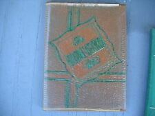 "1955 William R. Boone High School Yearbook Orlando Florida FL. ""Legend"""