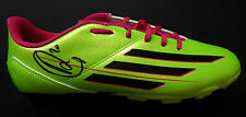 ROBIN VAN PERSIE Signed Football Boot FENERBAHCE & NETHERLANDS COA