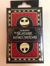 Disney Pins Two Mystery Pin Box For Nightmare Before Christmas Playing Cards Set