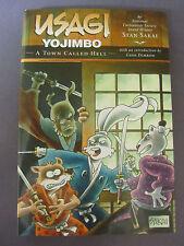Usagi Yojimbo: A Town Called Hell Limited Edition Signed Stan Sakai #222/350 HC